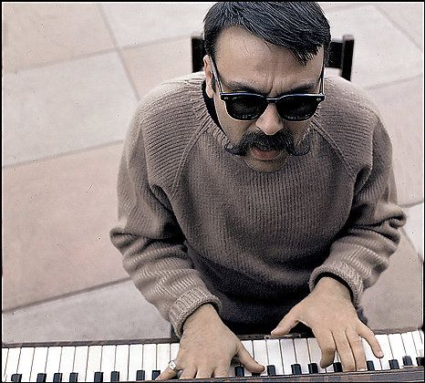 Vince Guaraldi  - you've heard his music many times on TV during Halloween, Thanksgiving and Christmas