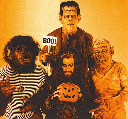Rob Zombie and friends