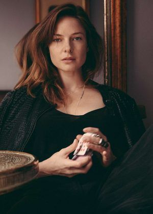 Rebecca Ferguson - Nylon Magazine (October 2016)
