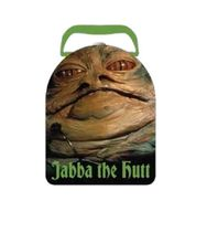Star Wars Tin School Lunchbox Lunch Box Bag - Jabba The Hutt