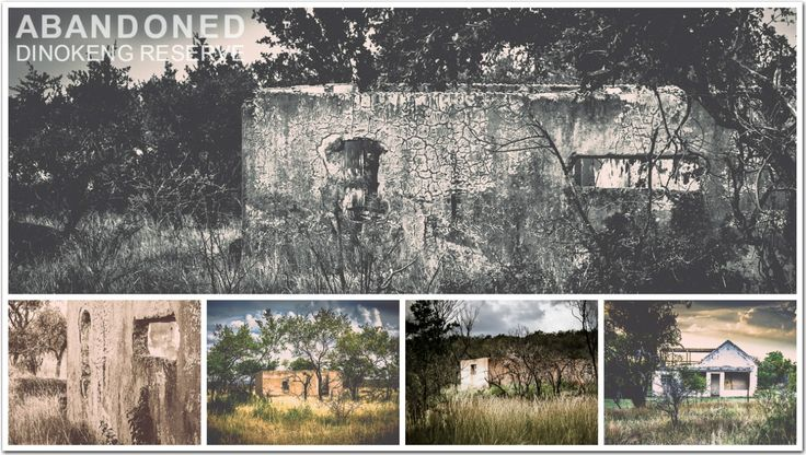 The Abandoned. The Dinokeng Reserve