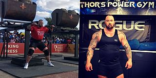 "Thor claims he ""Was Robbed"" At World's Strongest Man Because of No-Rep - https://www.boxrox.com/thor-worlds-strongest-man-no-rep/"