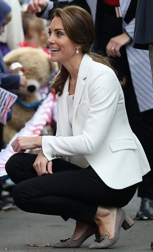 Royal Tour Canada 2016 -- Day 8