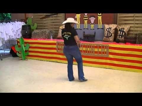 FRENTE E VERSO / RECTO VERSO - Description des Pas - Danse Country de Style Brésilien - YouTube