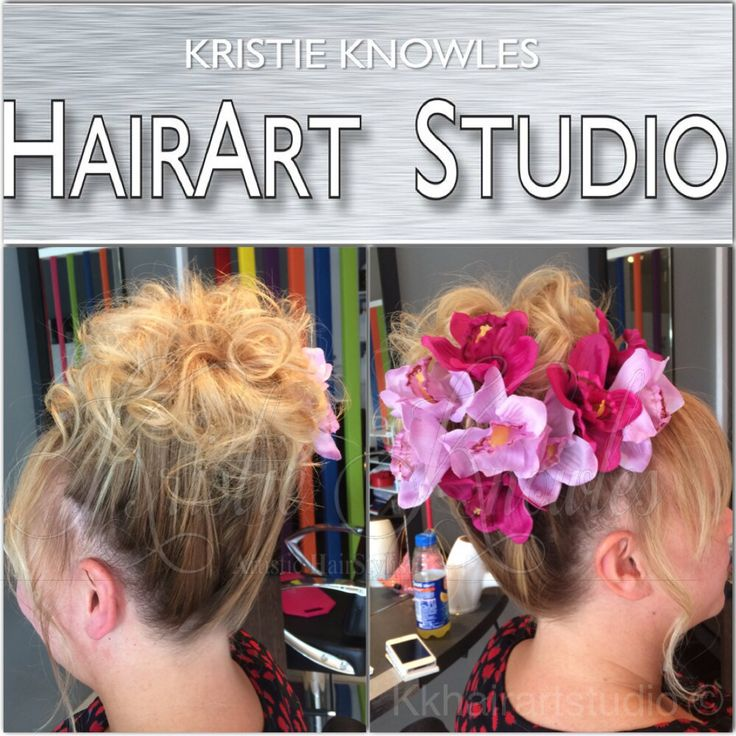 Umphs of curls and some beautiful orchids  A very Pretty Put up! Prices from £15 Like✔️ Share✔️ Tag✔️ Comment✔️ Call or text 07773640116 to book or inbox ❤️ Facebook like Kristie Knowles HairArt Studio https://m.facebook.com/KristieKnowleshair www.hairartstudio.co.uk #Hair #Hull #KristieKnowles #Professional  #NewHair #BeforeandAfter #Artistic #HairArt #LongHair #HairColour #ShinyHair #HairExtensions #GoodHair #NewYou #NoFilter #Like #GlossyHair.