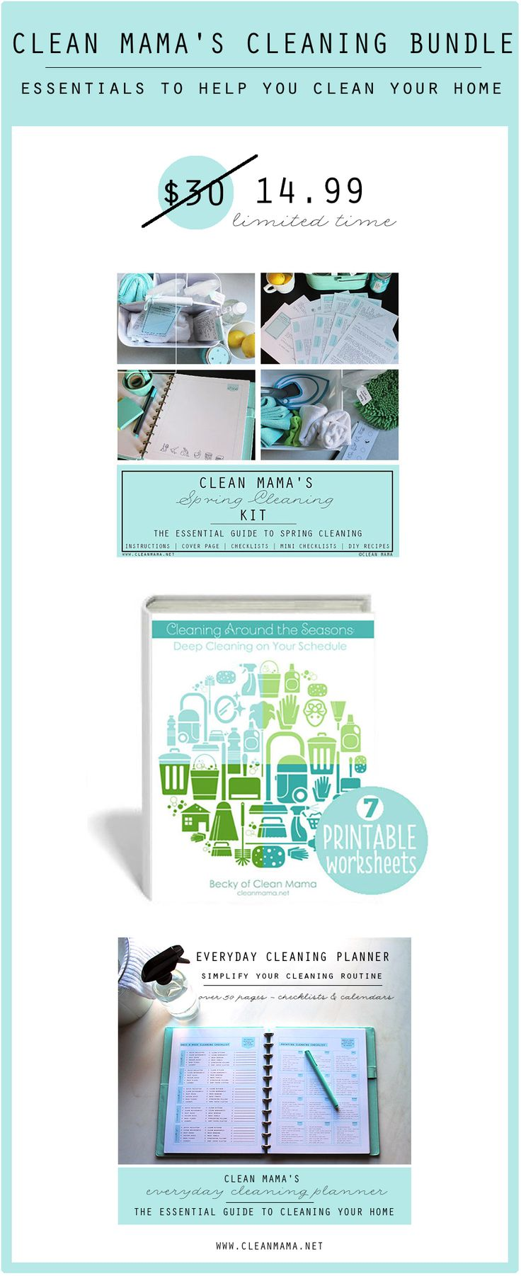 Limited Time Offer  Clean Mama s Cleaning Bundle   Spring Cleaning SALE. 243 best images about clean mama    clean mama printables on
