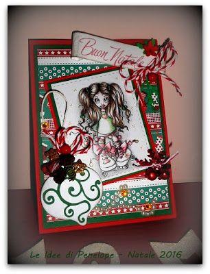 LE IDEE DI PENELOPE: Card Natalizie 3