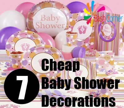 Best Cheap Baby Shower Decorations Ideas That You Will Like On