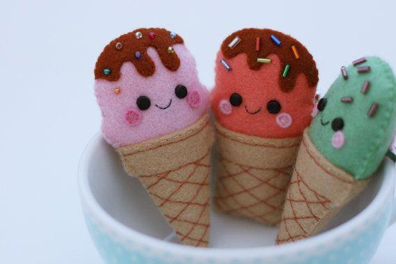 Passionfruit gelato sentivo spilla spruzza fatti a di hannahdoodle