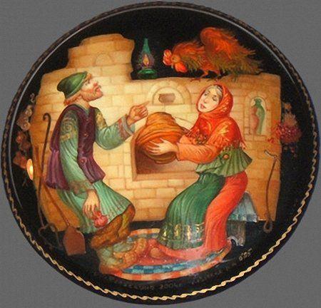 Про блины в живописи и как их готовят в разных странах (с фото)