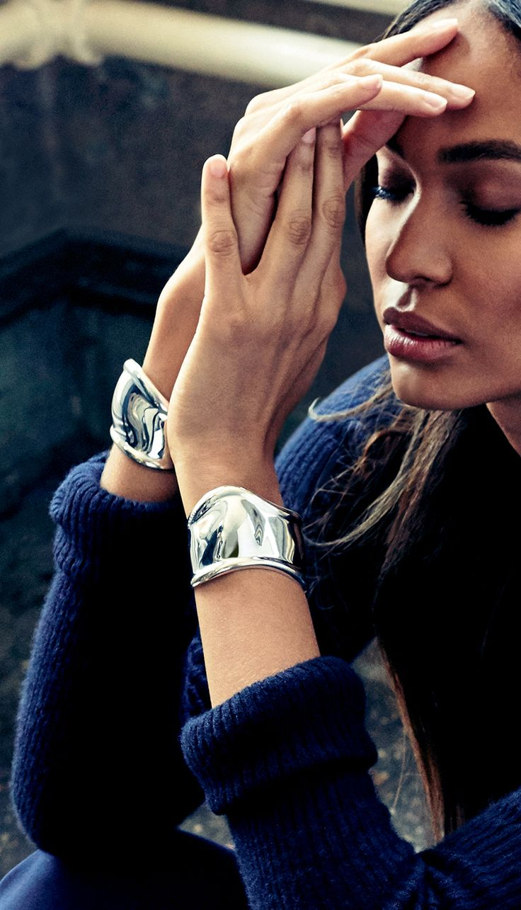 Tiffany Heart Bracelet >> Elsa Peretti® Starfish Earrings | Elsa peretti, Joan smalls and Elsa