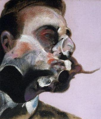 Portrait de Georges Dyer, par Francis Bacon