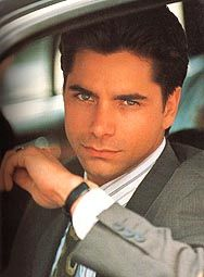 John Stamos..I took my daughter to see him...I literally stood 24 inches away from him...he looked into my eyes with is smouldering blue eyes...talking to me...and I forgot my name and where I was....I was there for my daughter, but I was the one who got the vapors...ha..Rickie