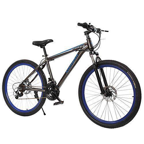 "Product review for Lantusi 27.5"" Men Mountain Bike Seeker Shimano Hybrid 21 Speed with Disc Brake (US Stock) -"