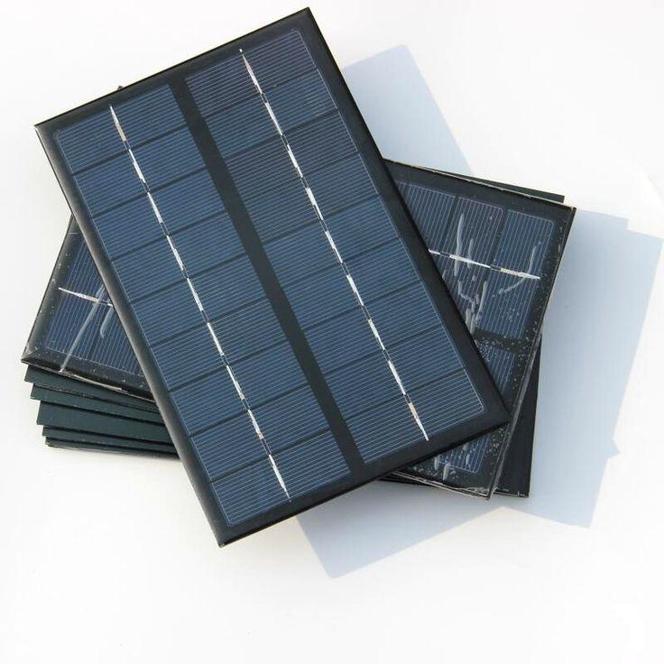 BUHESHUI High Quality 3W 9V Polycrystalline Small Solar Panel Mini Solar Cell Education Kits DIY Solar Toys/System 195*125MM
