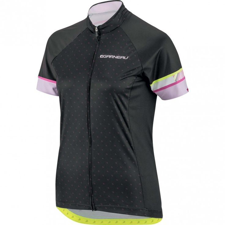 WOMEN'S EQUIPE CYCLING JERSEY If you're looking for an affordable cycling jersey with original colors that reflect your personality, we offer you the Equipe Jersey. The new Equipe Jersey is made of an even softer fabric, while being more ventilated than ever.