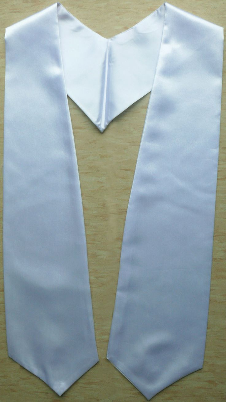 White Plain Graduation Stoles
