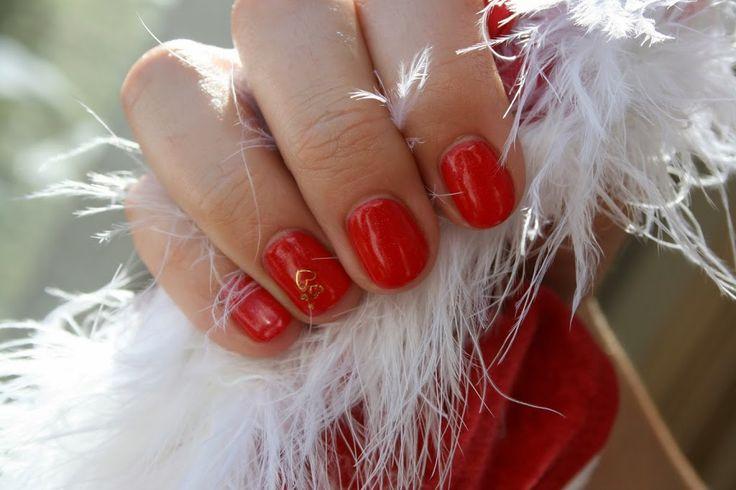 Walentynkowe zdobienie, w ramach Akcji Celebruj Chwile z Arcy Joko :). - Uroda, kosmetyki, makijaż w glowlifestyle.pl