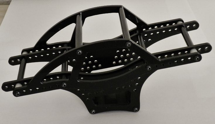 RC Rock Crawler Chassis New 2.2 M.O.A. Delrin 1/10 USA