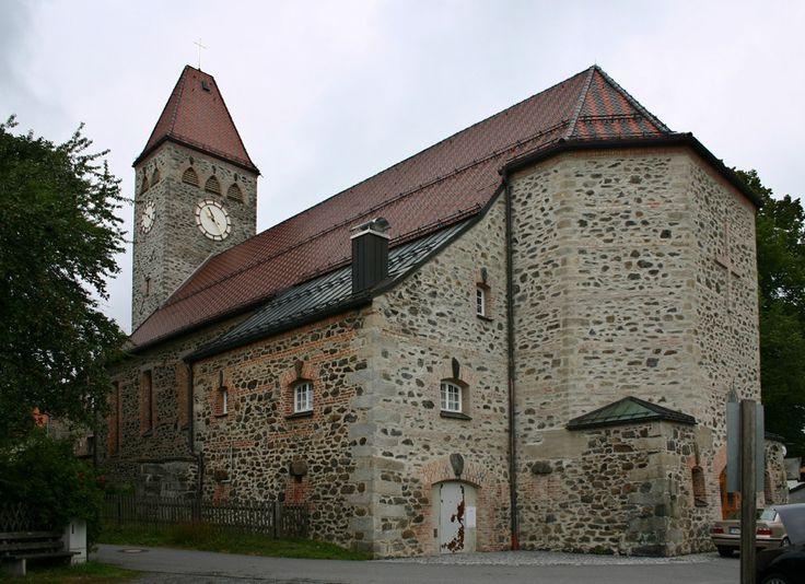 Spiegelau-Klingenbrunn, Pfarrkirche Maria Hilfe der Christen (Freyung-Grafenau) BY DE