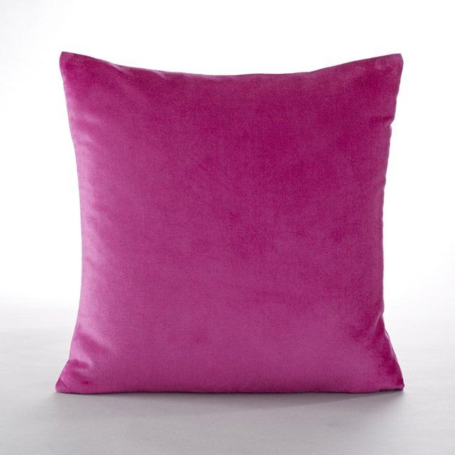 DAMYA Quilted Cushion Cover or Pillowcase La Redoute Interieurs