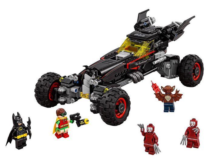 LEGO Batman Movie Sets - The Batmobile http://www.flickr.com/photos/130443893@N07/27836845414/