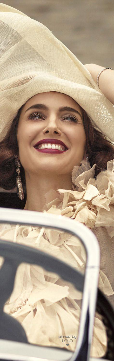 Natalie Portman for Harper's Bazaar by Norman Jean Roy | LOLO❤