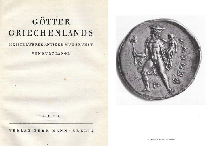 Lange: Götter Griechenlands. Meisterwerke Antiker Münzkunst