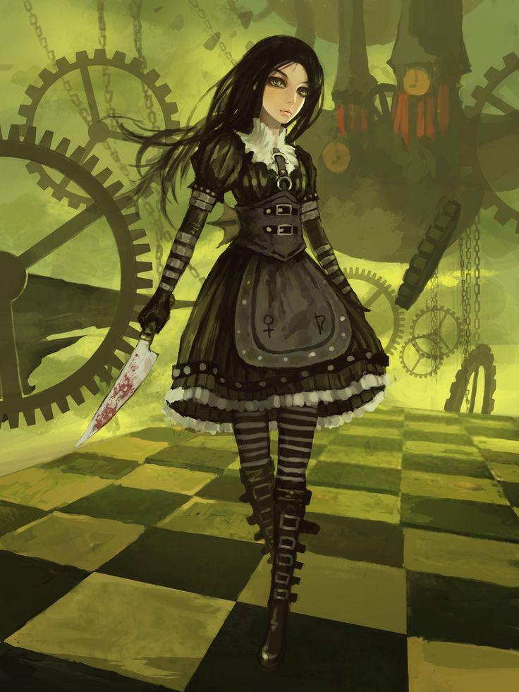alice madness returns   Alice:Madness Returns - Alice: Madness Returns Fanclub Fan Art ...
