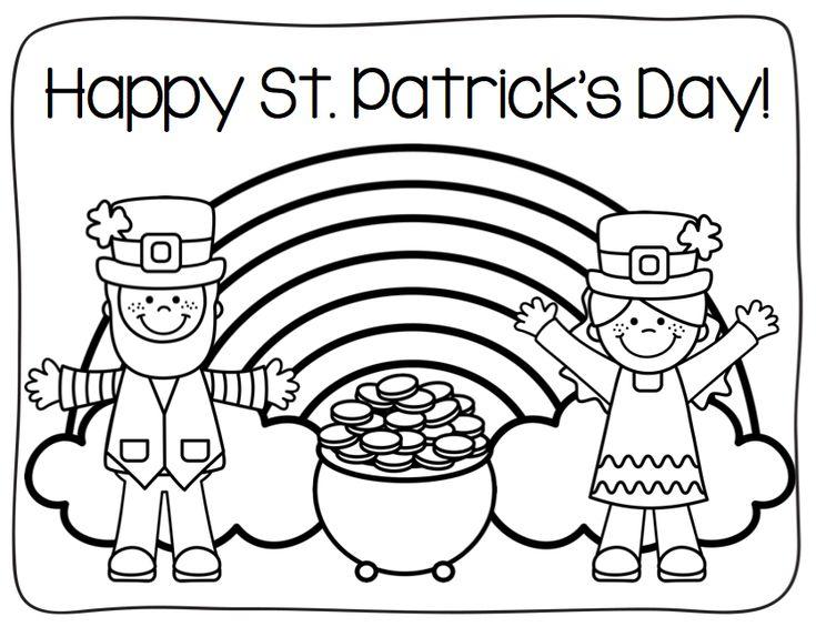 8 mejores imágenes sobre St Paddy\'s Day en Pinterest | Páginas para ...