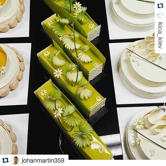 #Repost @kica_kiev with @repostapp Just a week left to sign up for a practical course in #bellouetconseil school. In May our teacher will be @johanmartin359 for the fourth time. We truly believe in his incredible talent and professionalism. Johan Martin fascinates with his inspiration filigree works and hunger for unconditional capture of pastry field. Watching the touch of his hand on the whisk the wave of his hand taking grain gold for macarons artistic dexterity of chocolate tape makes…