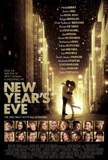 New Year's Eve (2011) - Here is a film that covers the lives of several couples and singles in New York as they intertwine over the course of New Year's Eve.