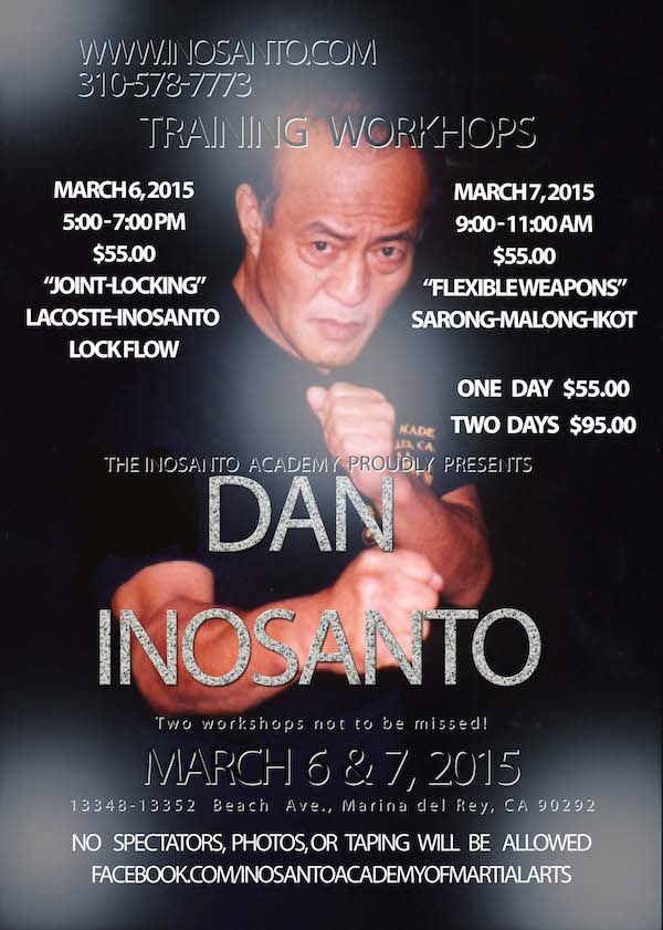Inosanto Academy Of Martial Arts