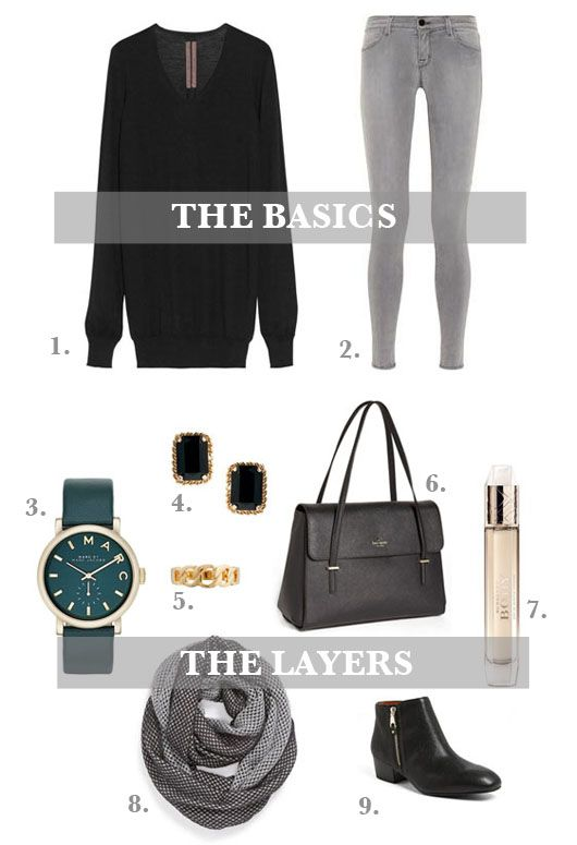Layer It: Fall Travel