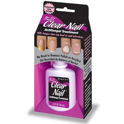Dr. G\'s (Clear Nail) Anti Fungus     $21