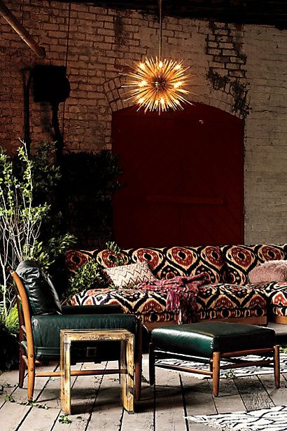 Love this couch in this space anthrofave for Living room 983