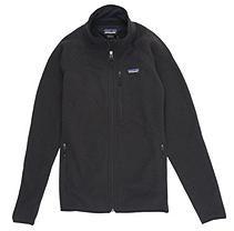 Men Performance Fleece Jacket by Patagonia BLK XXL