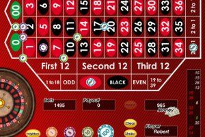 Real money online roulette simulator simple man shinedown