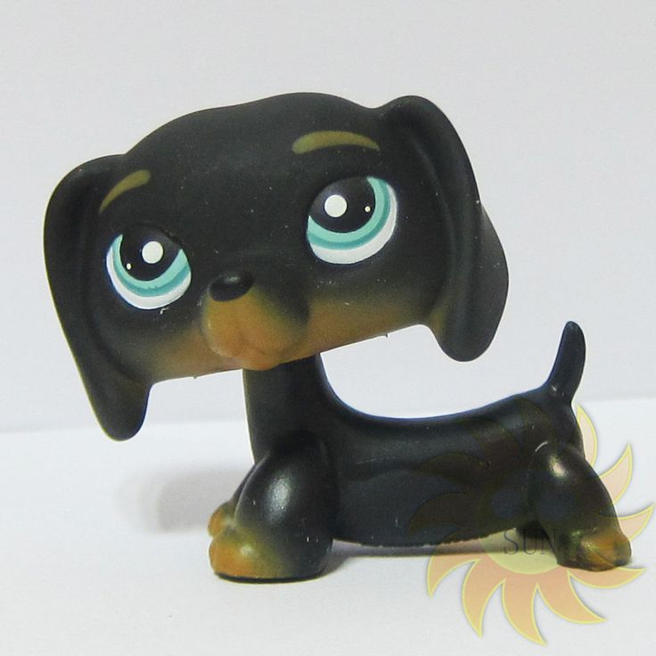 Hasbro Littlest Pet Shop Collection LPS Figure #325 Black Dachshund Dog Toy T1 | Toys & Games, Other Toys & Games | eBay!