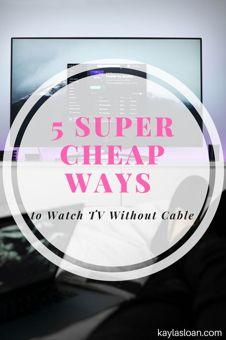 578beb58faf97 You don t have to pay for expensive cable TV in order to watch your  favorite shows. These alternatives will let you watch TV without cable and save  big ...