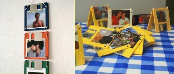 Creative photo frames 5 Make Your Own Frames
