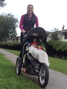Postnatal Fitness- The Jogging Stroller My runs to date are more for sanity than speed, read on for my observations and suggestions. #PostnatalFitness #Fitness #Exercise #Jogging #JoggingStroller