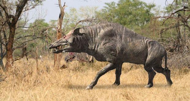 Os 10 animais gigantes que viveram a milhões de anos atras . - Mito e Curioso - Notícias e Curiosidades