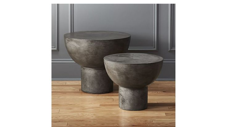 Bongo tall side table | Havenly