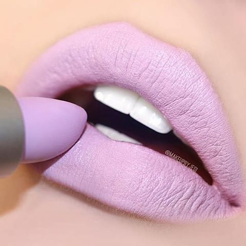 Pastel lilac.