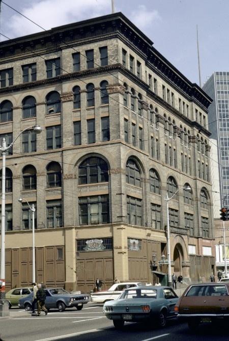 Mutual Life Building 1974