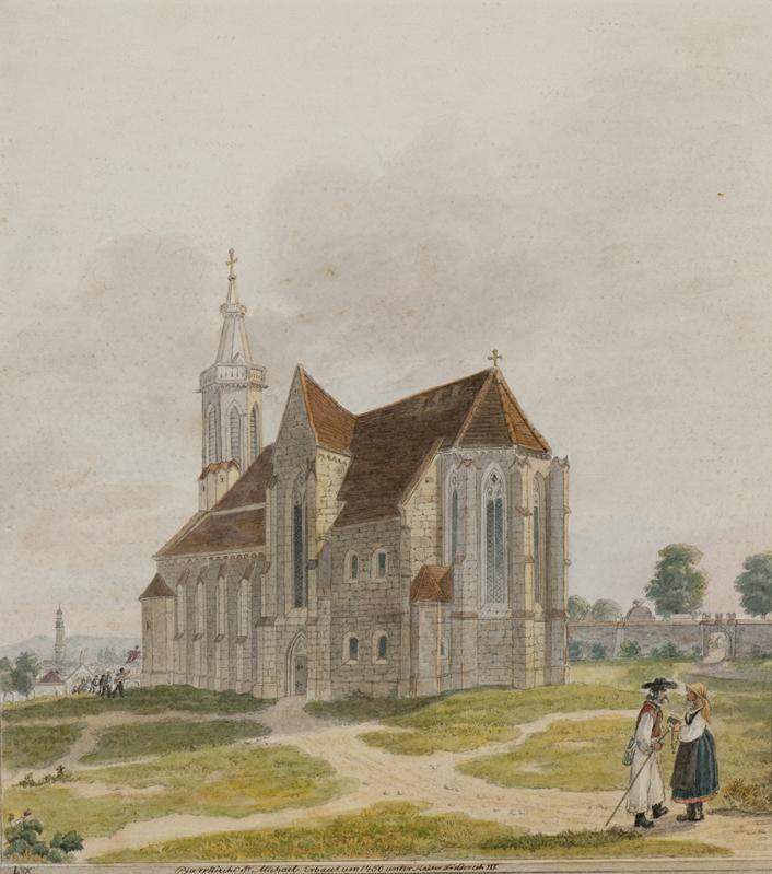 Anton Sigel: Szent Mihály templom tacsifoto