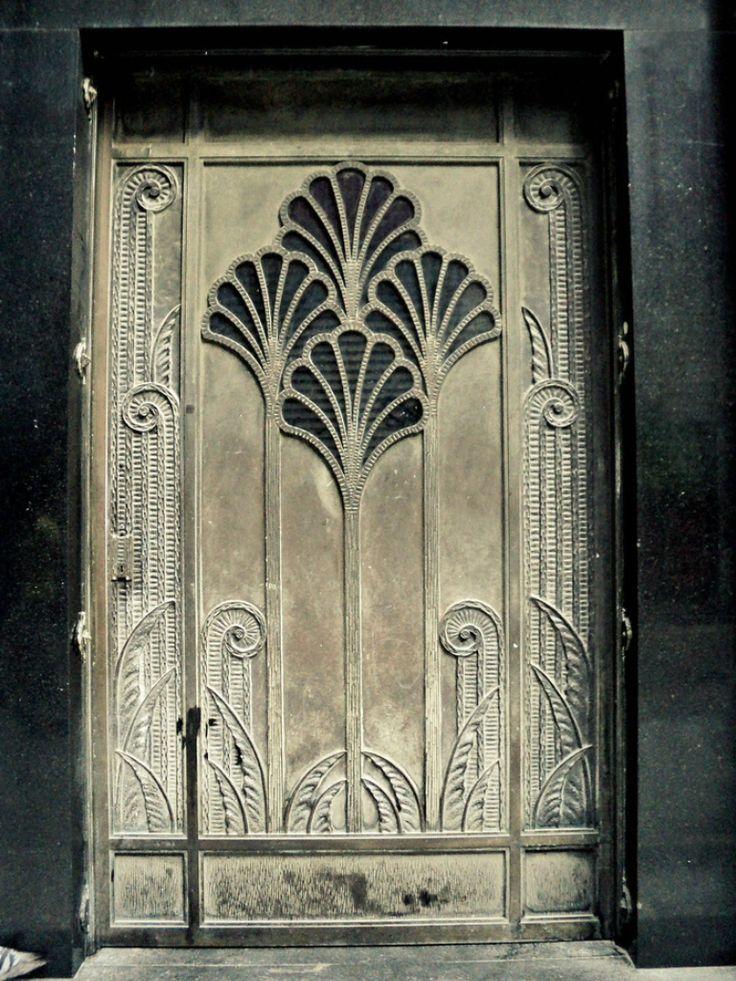Old Door in Brazil