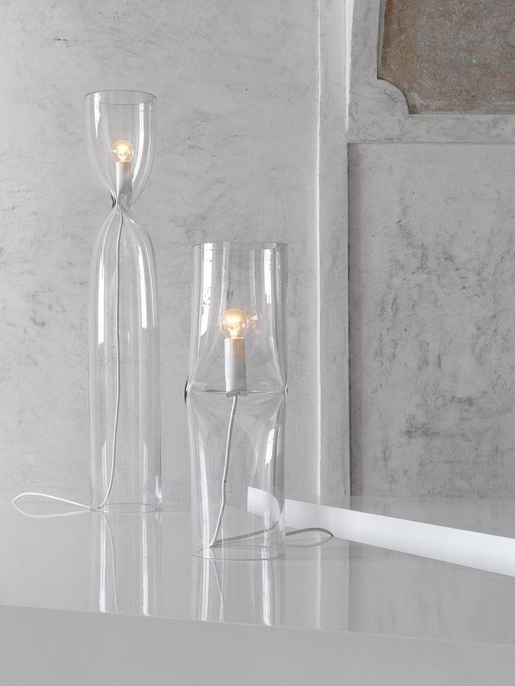 Press lamp by nendo lasvit