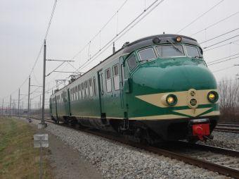 De hondekop van de spoorwegen